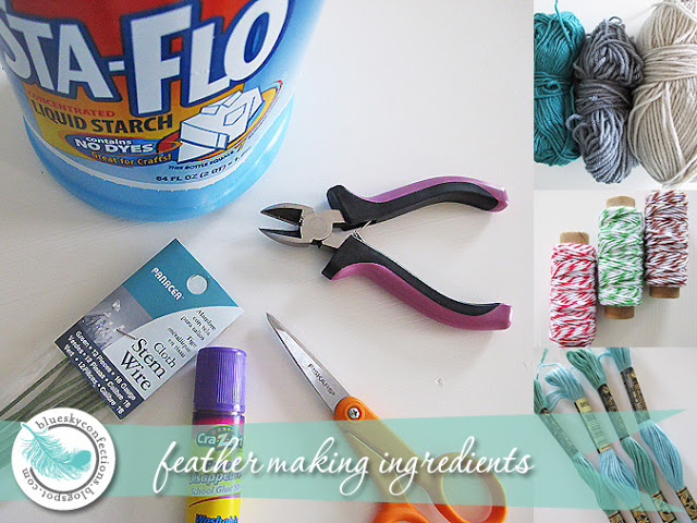 feather supplies